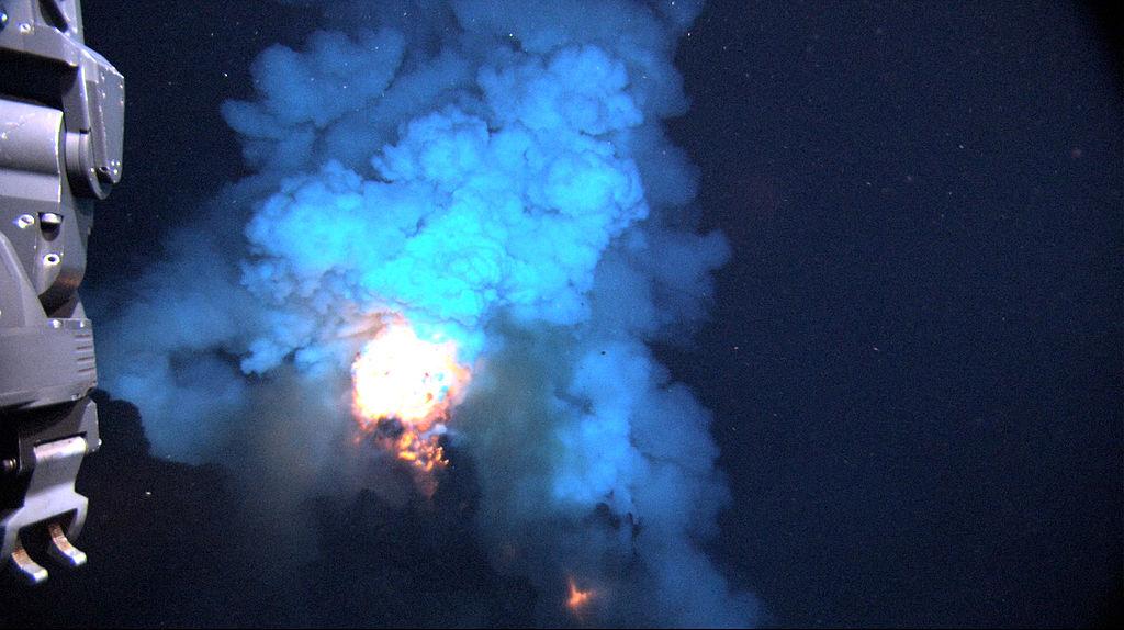 Bildresultat för seafloor volcanoes