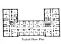 Hotel Schenley typical floor plan.png