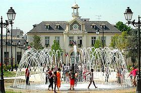 La ville de Drancy
