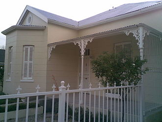 Worcester, Western Cape - Russell Street Sub Division House 1890