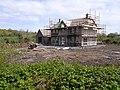 House under construction near Greagh Crossroads - geograph.org.uk - 1308940.jpg