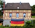 House with Flag of Germany 2014 08 28.jpg
