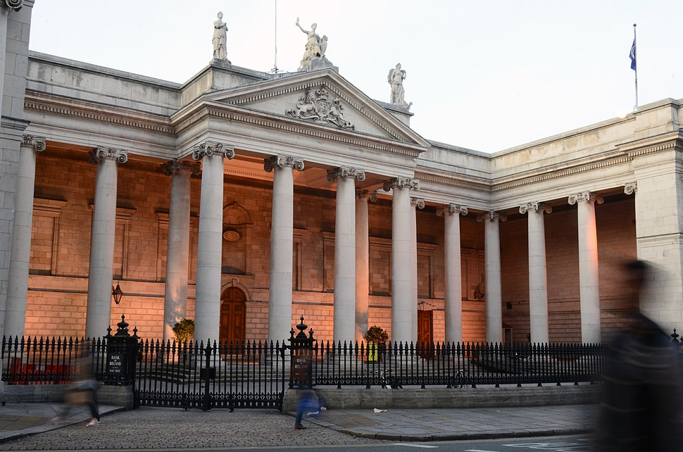 Houses of Parliament-Bank of Ireland 1