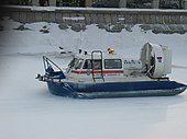 Hovercraft Khivus-6