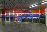 Hradčanská, podchod, zrušené infocentrum DPP.jpg