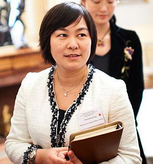 Hua Chunying - Hua Chunying in 2011
