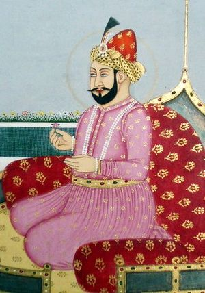Mughal emperors