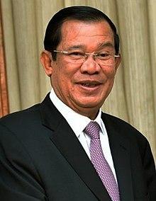 Hun Sen - Wikipedia