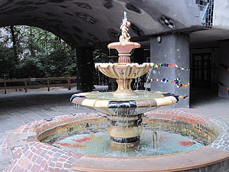 Hundertwasserhaus - Image: Hundret Wasser