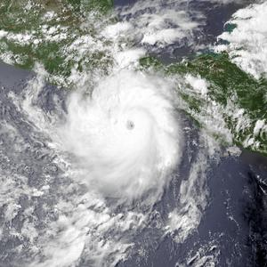 Hurricane Carlotta (2012) - Image: Hurricane Carlotta Jun 15 2012 2045Z