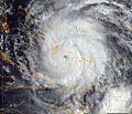 Hurricane Irene (2011) - satellite image 2011-08-24.jpg