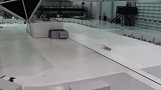 Insurance Institute for Highway Safety - IIHS crash test hall