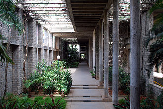 B. V. Doshi - Academic Block of IIM-Bangalore