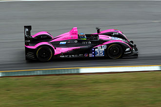 OAK Racing - Petit Le Mans race, 2010