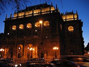 Hungarian State Opera House (Magyar Állami Ope...
