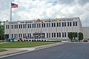 Indianapolis Motor Speedway Museum - Indianapolis Motor Speedway Museum