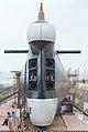 INS Kursura (S20) torpedo tubes.jpg