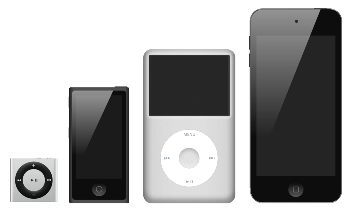 iPod - Wikipedia, la enciclopedia libre
