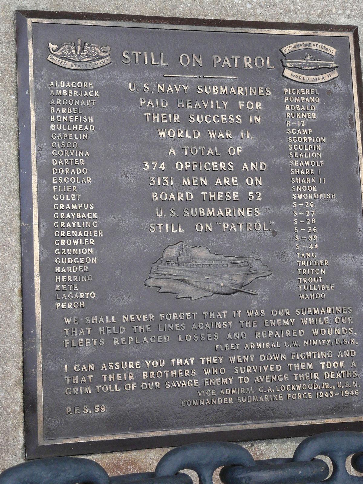 list of lost united states submarines wikipedia