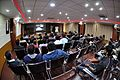 Iain Simpson Stewart - Lecture on Communicating Geoscience through the Popular Media - NCSM - Kolkata 2016-01-25 9339.JPG