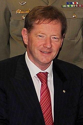 Ian Watt (public servant) - Image: Ian J. Watt