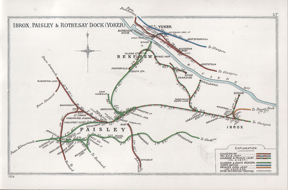 Arkleston Junction