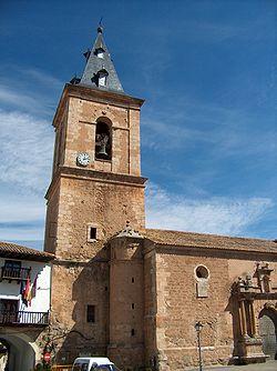 Church Of San Bartolome Tarazona De La Mancha Wikivisually