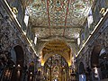 Iglesia de San Francisco (Interior) - Quito, Equador - panoramio.jpg