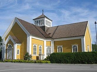 Ikaalinen - Ikaalinen Church