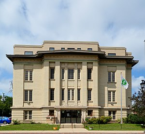 Maywood, Illinois - Masonic Temple