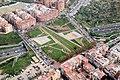 Imatge aèrea d'Esplugues de Llobregat (5369153315).jpg