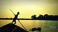 In fornt Of River Of Horipur Raj Bari, Hovigonj..jpg