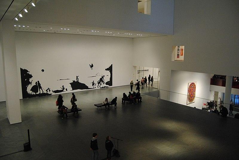 Museus Nova York em abril