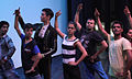 Indian students perform the moves they learned during a ballet class held at the KCC India (2).jpg