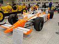 Indianapolis Motor Speedway Museum in 2017 - Racecars 20.jpg