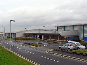 John Charles Centre for Sport - The indoor bowls and athletics centre