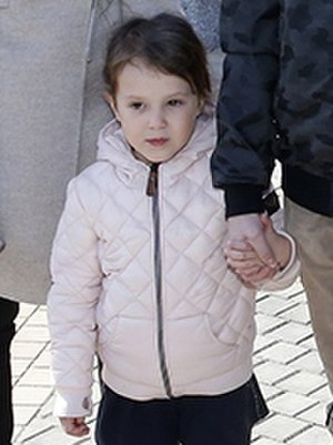 Princess Athena of Denmark - Princess Athena in 2016.