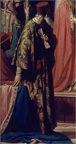 Infante Enrique de Castilla el Senador (1230-1304). Detalle del cuadro de Gisbert.jpg