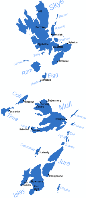 Plan A Road Trip >> Inner Hebrides – Travel guide at Wikivoyage