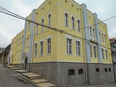 Institute for protection of cultural monuments and Museum - Strumica (2).JPG