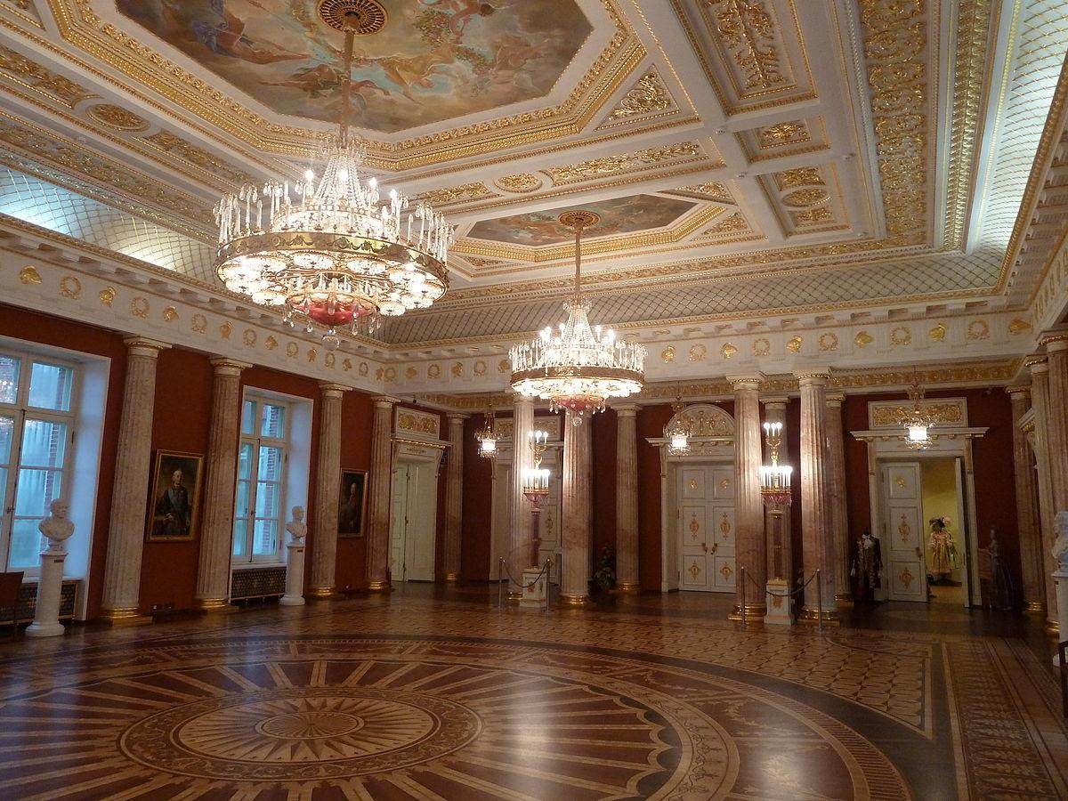 Tsaritsyno Palace Wikipedia