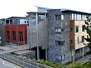 Aberystwyth University - International Politics building