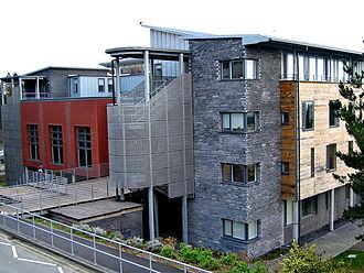 Aberystwyth University - International Politics building