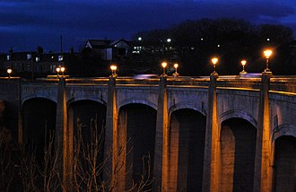 Inverbervie - Jubilee Bridge