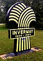 Invermay, Saskatchewan West welcome signage..JPG