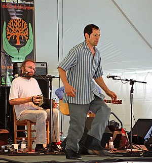 Ira Bernstein - Ira Bernstein performing in 2008