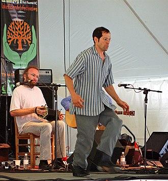 Ira Bernstein - Ira Bernstein performing in 2008