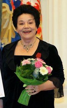 Irina Bogachova Net Worth