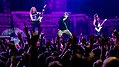 Iron Maiden - The O2 - Saturday 27th May 2017 IronMaidenO2 270517-13 (34600966390).jpg
