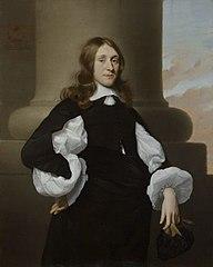 Portret van mogelijk Pieter de Lange